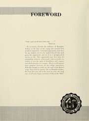 Page 10, 1957 Edition, Hampden Sydney College - Kaleidoscope Yearbook (Hampden Sydney, VA) online yearbook collection
