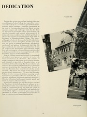 Page 12, 1957 Edition, Hampden Sydney College - Kaleidoscope Yearbook (Hampden Sydney, VA) online yearbook collection