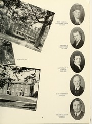Page 13, 1957 Edition, Hampden Sydney College - Kaleidoscope Yearbook (Hampden Sydney, VA) online yearbook collection