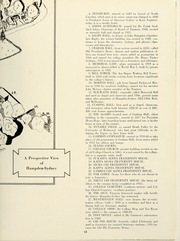 Page 17, 1957 Edition, Hampden Sydney College - Kaleidoscope Yearbook (Hampden Sydney, VA) online yearbook collection