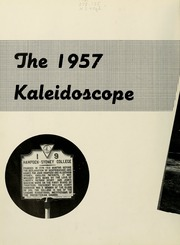 Page 6, 1957 Edition, Hampden Sydney College - Kaleidoscope Yearbook (Hampden Sydney, VA) online yearbook collection