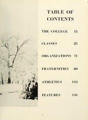 Page 9, 1957 Edition, Hampden Sydney College - Kaleidoscope Yearbook (Hampden Sydney, VA) online yearbook collection