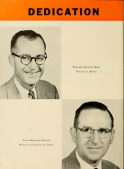 Page 10, 1961 Edition, Hampden Sydney College - Kaleidoscope Yearbook (Hampden Sydney, VA) online yearbook collection