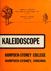 Page 7, 1961 Edition, Hampden Sydney College - Kaleidoscope Yearbook (Hampden Sydney, VA) online yearbook collection