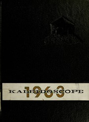 Page 1, 1963 Edition, Hampden Sydney College - Kaleidoscope Yearbook (Hampden Sydney, VA) online yearbook collection