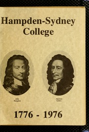 Page 5, 1976 Edition, Hampden Sydney College - Kaleidoscope Yearbook (Hampden Sydney, VA) online yearbook collection