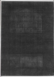 Page 1, 1932 Edition, Sullins College - Sampler Yearbook (Bristol, VA) online yearbook collection