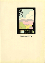 Page 15, 1932 Edition, Sullins College - Sampler Yearbook (Bristol, VA) online yearbook collection