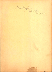 Page 5, 1932 Edition, Sullins College - Sampler Yearbook (Bristol, VA) online yearbook collection