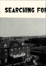 Page 12, 1962 Edition, Eastern Mennonite University - Shenandoah Yearbook (Harrisonburg, VA) online yearbook collection