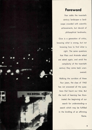 Page 15, 1962 Edition, Eastern Mennonite University - Shenandoah Yearbook (Harrisonburg, VA) online yearbook collection