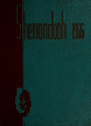 Page 1, 1966 Edition, Eastern Mennonite University - Shenandoah Yearbook (Harrisonburg, VA) online yearbook collection