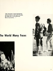 Page 15, 1966 Edition, Eastern Mennonite University - Shenandoah Yearbook (Harrisonburg, VA) online yearbook collection