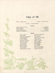 Page 17, 1908 Edition, Randolph College - Helianthus Yearbook (Lynchburg, VA) online yearbook collection