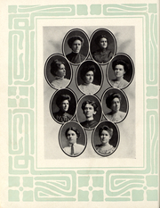 Page 10, 1909 Edition, Randolph College - Helianthus Yearbook (Lynchburg, VA) online yearbook collection