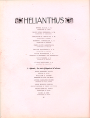 Page 14, 1913 Edition, Randolph College - Helianthus Yearbook (Lynchburg, VA) online yearbook collection