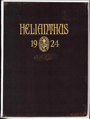 Page 1, 1924 Edition, Randolph College - Helianthus Yearbook (Lynchburg, VA) online yearbook collection