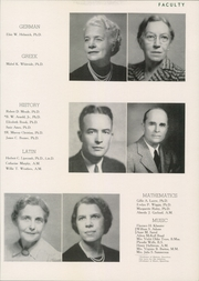 Page 17, 1944 Edition, Randolph College - Helianthus Yearbook (Lynchburg, VA) online yearbook collection
