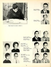 Frederick College - Driftwood Yearbook (Portsmouth, VA) online yearbook collection, 1966 Edition, Page 70