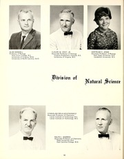 Page 22, 1968 Edition, Frederick College - Driftwood Yearbook (Portsmouth, VA) online yearbook collection