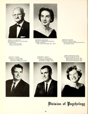 Page 24, 1968 Edition, Frederick College - Driftwood Yearbook (Portsmouth, VA) online yearbook collection