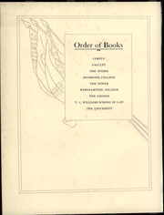 Page 10, 1926 Edition, University of Richmond - Web Yearbook (Richmond, VA) online yearbook collection