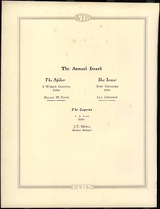 Page 14, 1926 Edition, University of Richmond - Web Yearbook (Richmond, VA) online yearbook collection
