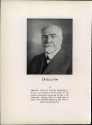 Page 12, 1934 Edition, University of Richmond - Web Yearbook (Richmond, VA) online yearbook collection