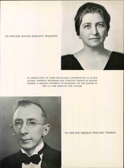 Page 11, 1939 Edition, University of Richmond - Web Yearbook (Richmond, VA) online yearbook collection