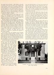 Page 13, 1940 Edition, University of Richmond - Web Yearbook (Richmond, VA) online yearbook collection