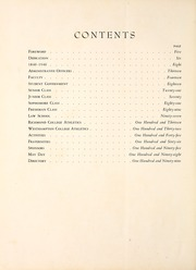 Page 8, 1940 Edition, University of Richmond - Web Yearbook (Richmond, VA) online yearbook collection