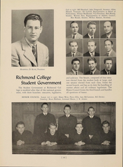 Page 12, 1943 Edition, University of Richmond - Web Yearbook (Richmond, VA) online yearbook collection