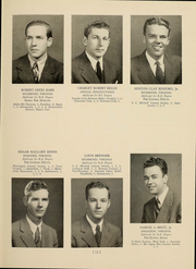 Page 15, 1943 Edition, University of Richmond - Web Yearbook (Richmond, VA) online yearbook collection