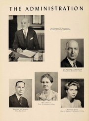 Page 8, 1943 Edition, University of Richmond - Web Yearbook (Richmond, VA) online yearbook collection
