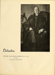 Page 5, 1945 Edition, University of Richmond - Web Yearbook (Richmond, VA) online yearbook collection