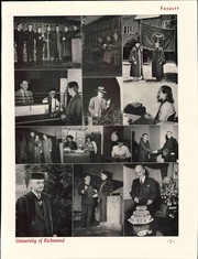 Page 13, 1948 Edition, University of Richmond - Web Yearbook (Richmond, VA) online yearbook collection