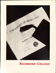 Page 15, 1948 Edition, University of Richmond - Web Yearbook (Richmond, VA) online yearbook collection