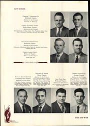 Page 130, 1949 Edition, University of Richmond - Web Yearbook (Richmond, VA) online yearbook collection