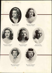 Page 25, 1949 Edition, University of Richmond - Web Yearbook (Richmond, VA) online yearbook collection