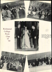 Page 30, 1949 Edition, University of Richmond - Web Yearbook (Richmond, VA) online yearbook collection