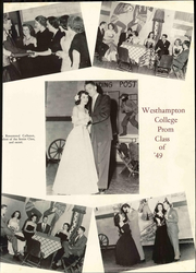 Page 31, 1949 Edition, University of Richmond - Web Yearbook (Richmond, VA) online yearbook collection