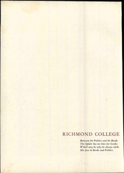 Page 34, 1949 Edition, University of Richmond - Web Yearbook (Richmond, VA) online yearbook collection