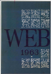 Page 1, 1963 Edition, University of Richmond - Web Yearbook (Richmond, VA) online yearbook collection