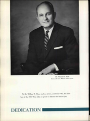 Page 10, 1963 Edition, University of Richmond - Web Yearbook (Richmond, VA) online yearbook collection