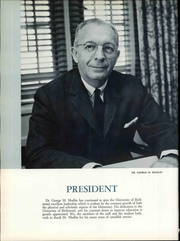 Page 14, 1963 Edition, University of Richmond - Web Yearbook (Richmond, VA) online yearbook collection
