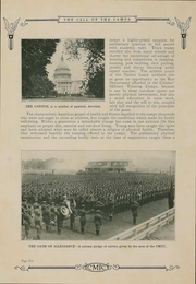 Page 11, 1926 Edition, US Army Training Center - Yearbook (Fort Eustis, VA) online yearbook collection