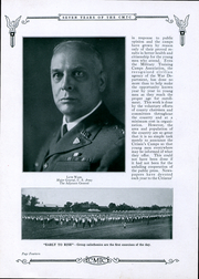 Page 15, 1927 Edition, US Army Training Center - Yearbook (Fort Eustis, VA) online yearbook collection