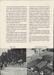 Page 14, 1951 Edition, US Army Training Center - Yearbook (Fort Eustis, VA) online yearbook collection