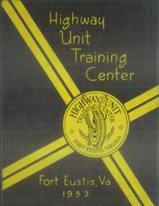 1953 Edition, US Army Training Center - Yearbook (Fort Eustis, VA)