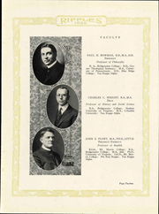 Page 16, 1926 Edition, Bridgewater College - Ripples Yearbook (Bridgewater, VA) online yearbook collection